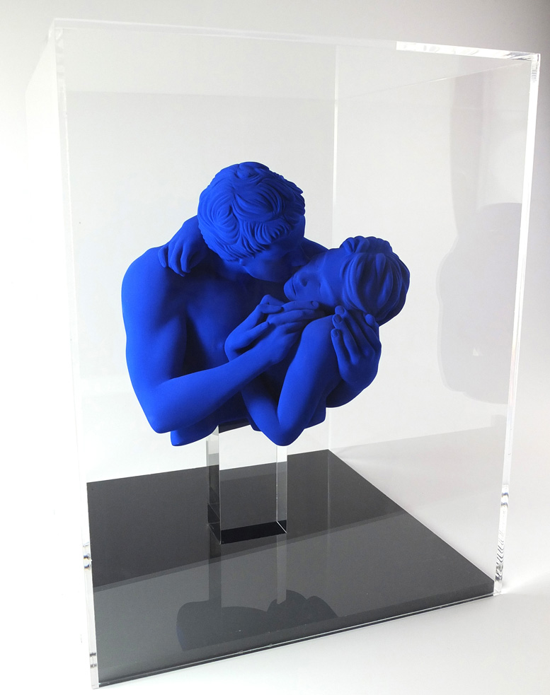 Yves Pires - Sculptures : Kiss