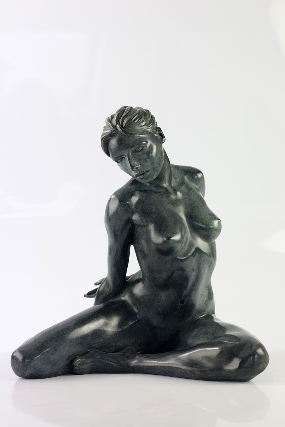 Yves Pires - Sculptures : Ivana